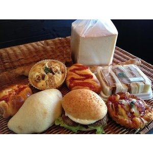 【送料無料】おかずパン好きにおすすめの 惣菜系パンセット!  商品+送料で¥3.560を¥3.100...