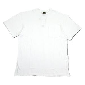 Phatee (ファッティー) NEW SLOPPY TEE ヘンプコットン ワイドボディ 半袖 ポケットTシャツ / WHITE|greenplanet