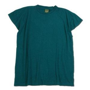 Phatee (ファッティー) HALF SLEEVE TEE ヘンプコットン Tシャツ / FOREST greenplanet