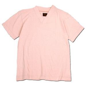 Phatee (ファッティー) SAMUE TEE ヘンプコットン 作務衣 Tシャツ / PINK|greenplanet