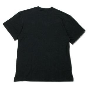 Phatee (ファッティー) HEALTHY STATE POCKET TEE ヘンプコットン ポケット Tシャツ / BLACK|greenplanet|05