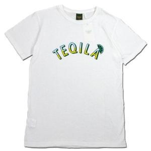 Phatee (ファッティー) TEQUILA TEE ヘンプコットン ショートスリーブ Tシャツ / KINARI (S)|greenplanet