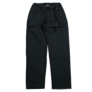 Phatee (ファッティー) VENUE PANTS テーパード べニューパンツ / BLACK|greenplanet