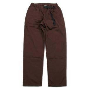 Phatee (ファッティー) VENUE PANTS テーパード べニューパンツ / BROWN|greenplanet