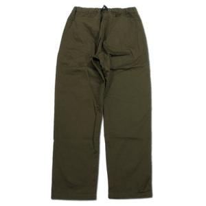 Phatee (ファッティー) VENUE PANTS テーパード べニューパンツ / OLIVE|greenplanet|03