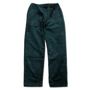 Phatee (ファッティー) VENUE PANTS CORD コーデュロイ べニューパンツ / DEEP GREEN greenplanet