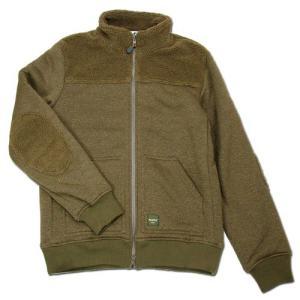 cobano (コバノ)  VISIT JACKET レディース リサイクルボア ジャケット / BROWN|greenplanet
