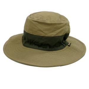Phatee (ファッティー) NEW HAT ヘンプコットン キャンプハット / BEIGE greenplanet