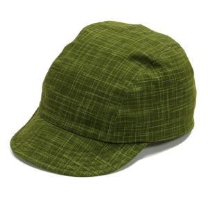 Phatee (ファッティー) BIKE CAP サイクル キャップ / GREEN|greenplanet