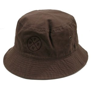 Phatee (ファッティー) HEALTHY STATE HAT デイリーハット / BROWN|greenplanet