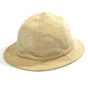 Phatee (ファッティー) HEALTHY STATE TENNIS HAT CORD コーデュロイ ハット 帽子 / SAND CORD|greenplanet