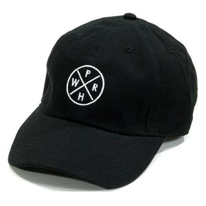 Phatee (ファッティー) HEALTHY STATE CAP デイリーキャップ / BLACK|greenplanet
