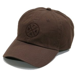 Phatee (ファッティー) HEALTHY STATE CAP デイリーキャップ / BROWN|greenplanet