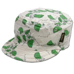 Phatee (ファッティー) HALF CAP ヘンプコットン ワークキャップ ハーフキャップ / IN MOJITO greenplanet