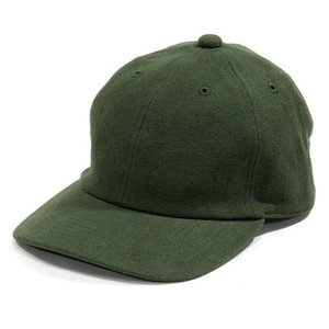 Phatee (ファッティー) DADDY CAP ヘンプコットンキャンバス ベースボールキャップ 帽子 / OLIVE CANVAS|greenplanet