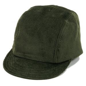 Phatee (ファッティー) BIKE CAP コーデュロイ サイクル キャップ / OLIVE|greenplanet
