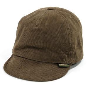 Phatee (ファッティー) HEMP CAP コーデュロイ ショートブリム ベースボールキャップ / CORD BEIGE|greenplanet