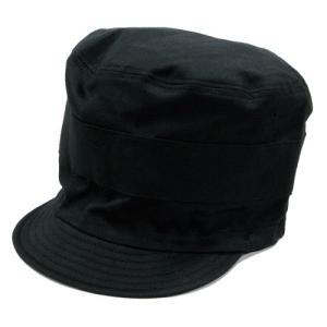 Phatee (ファッティー) NEW CAP ヘンプコットン ニューキャップ / BLACK|greenplanet