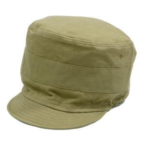 Phatee (ファッティー) NEW CAP ヘンプコットン ニューキャップ / BEIGE|greenplanet