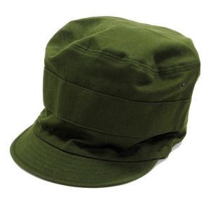 Phatee (ファッティー) NEW CAP ヘンプコットン ニューキャップ / OLIVE|greenplanet