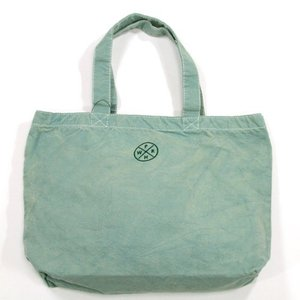 Phatee (ファッティー) HEALTHY STATE TOTE キャンバス トートバッグ / GREEN|greenplanet