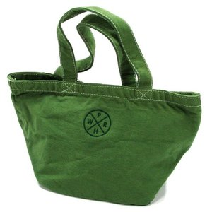 Phatee (ファッティー) HEALTHY LUNCH BAG キャンバス ランチトートバッグ / GREEN|greenplanet