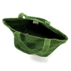 Phatee (ファッティー) HEALTHY LUNCH BAG キャンバス ランチトートバッグ / GREEN greenplanet 03