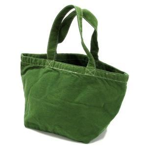 Phatee (ファッティー) HEALTHY LUNCH BAG キャンバス ランチトートバッグ / GREEN greenplanet 04