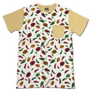 Phatee (ファッティー) TUFF POCKET TEE ヘンプコットン ポケット Tシャツ / CHILI2|greenplanet
