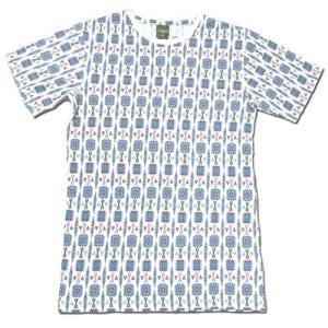 Phatee (ファッティー) ROCK TEE PRINTED ショートスリーブ Tシャツ / INDIANA5|greenplanet