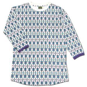 Phatee (ファッティー) TWINKLE 7分袖 Tシャツ カットソー / INDIANA5|greenplanet