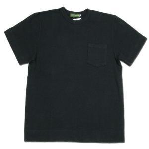 Phatee (ファッティー) SUPERIOR POCKET TEE ヘンプコットン ポケット Tシャツ / BLACK|greenplanet