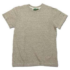 Phatee (ファッティー) SUPERIOR MILD CREW S/S TEE ヘンプコットン 杢カラー クルーネックTシャツ / OLIVE|greenplanet