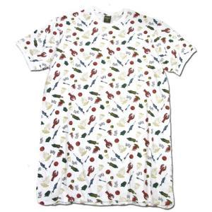 Phatee (ファッティー) LONG TEE ヘンプコットン オーバーサイズ ロング丈 Tシャツ / BBQ|greenplanet