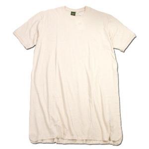 Phatee (ファッティー) LONG TEE ヘンプコットン オーバーサイズ ロング丈 Tシャツ / KINARI|greenplanet