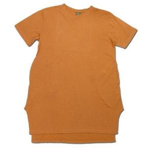 Phatee (ファッティー) SLEEPING TEE ヘンプコットン スリーピング Tシャツ / BRIC|greenplanet