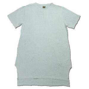 Phatee (ファッティー) SLEEPING TEE ヘンプコットン スリーピング Tシャツ / MINT|greenplanet