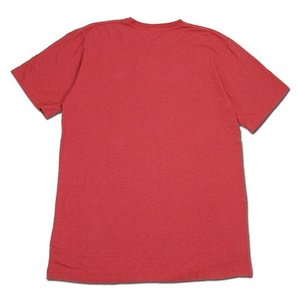 Phatee (ファッティー) ETERNI TEE ヘンプコットン ショートスリーブ Tシャツ / RED|greenplanet|04