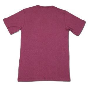 Phatee (ファッティー) ETERNI TEE ヘンプコットン ショートスリーブ Tシャツ / D.RED|greenplanet|03