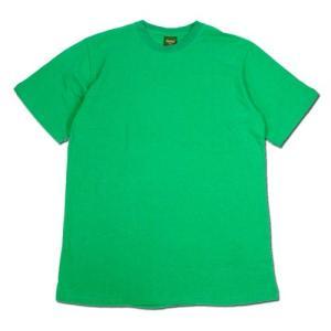 Phatee (ファッティー) ETERNI TEE ヘンプコットン ショートスリーブ Tシャツ / GREEN|greenplanet