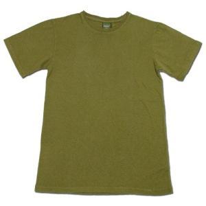 Phatee (ファッティー) ETERNI TEE ヘンプコットン ショートスリーブ Tシャツ / TEA greenplanet