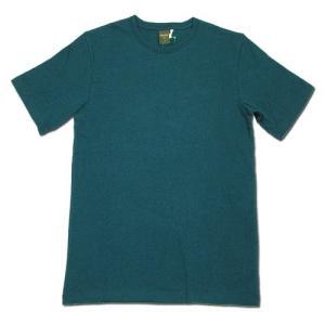 Phatee (ファッティー) ETERNI TEE ヘンプコットン ショートスリーブ Tシャツ / FOREST|greenplanet