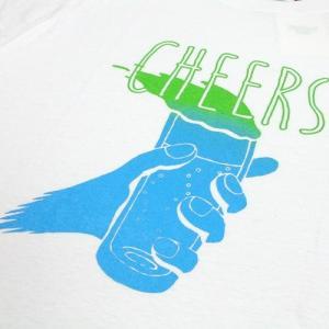 Phatee (ファッティー) CHEERS TEE ヘンプコットン ショートスリーブ Tシャツ / WHITE|greenplanet|03