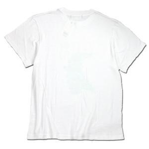 Phatee (ファッティー) CHEERS TEE ヘンプコットン ショートスリーブ Tシャツ / WHITE|greenplanet|04