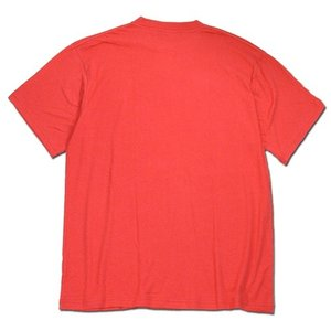 Phatee (ファッティー) CHEERS TEE ヘンプコットン ショートスリーブ Tシャツ / RED|greenplanet|04