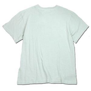 Phatee (ファッティー) CHEERS TEE ヘンプコットン ショートスリーブ Tシャツ / MINT greenplanet 04