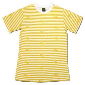 Phatee (ファッティー) ETERNI TEE PRINTED ヘンプコットン ショートスリーブ Tシャツ / SLOTH|greenplanet
