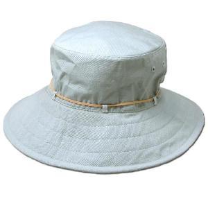 cobano (コバノ) GYPSY HAT レディース オーガニックコットン ハット 帽子 / GRAY|greenplanet