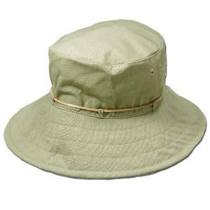 cobano (コバノ) GYPSY HAT レディース オーガニックコットン ハット 帽子 / BEIGE|greenplanet