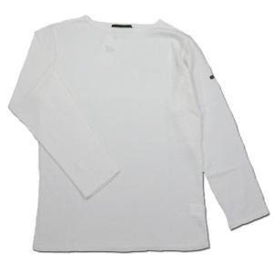 Phatee (ファッティー) SUPERIOR BOAT L/S TEE ヘンプコットン ボートネック Tシャツ / OFF WHITE greenplanet